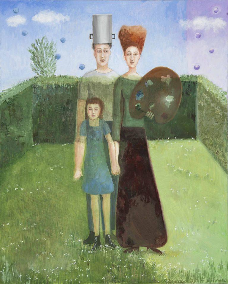 Famiglia in quarantena